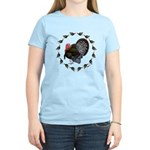 Turkey Circle Women's Light T-Shirt