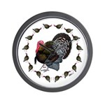 Turkey Circle Wall Clock