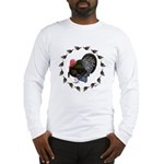 Turkey Circle Long Sleeve T-Shirt