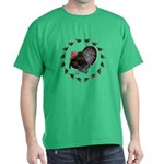 Turkey Circle Dark T-Shirt