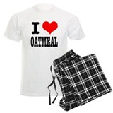 I Heart (Love) Oatmeal Pajamas