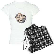 Cute Little Hedgehog Pajamas