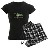 TOP Tennis Slogan pajamas