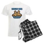 Palin Pie (Moose Berry Pie) Men's Light Pajamas