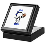 Basketball: Maria Keepsake Box