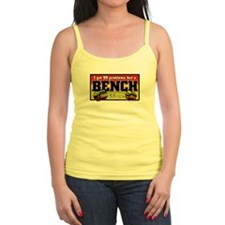 BENCH PRESS Jr.Spaghetti Strap