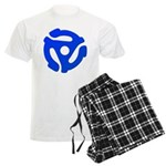Blue 45 RPM Adapter Men's Light Pajamas