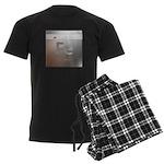 Iron (Fe) Men's Dark Pajamas