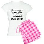 Undercover Cam Girl Women's Light Pajamas
