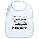 Undercover Cam Girl Bib