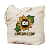 95th Birthday Tote Bag