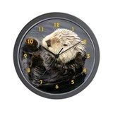 OTTERVILLE Wall Clock