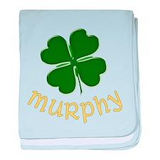 Irish Murphy baby blanket
