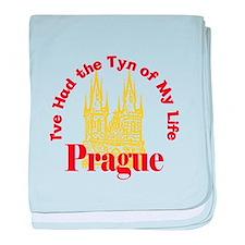 Prague - Tyn baby blanket