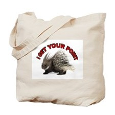 GET THE POINT Tote Bag