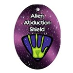 Alien Abduction Shield Amulet