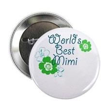 "World's Best Mimi 2.25"" Button"