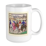 Canterbury Pilgrims Mug