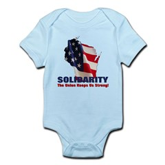 Solidarity - Union - Recall W Infant Bodysuit