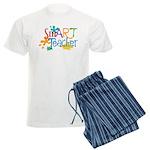 SmART Art Teacher Men's Light Pajamas