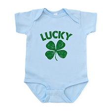 4 Leaf Lucky Infant Bodysuit