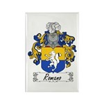 Romano Coat of Arms Rectangle Magnet (10 pack)