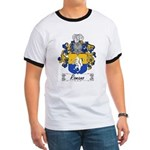 Romano Coat of Arms Ringer T