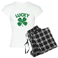 4 Leaf Lucky Pajamas
