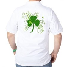 Cool St Patricks Day Shamrock T-Shirt