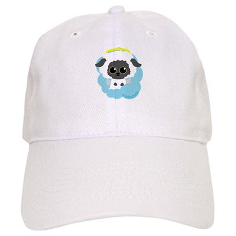"""lamb angel"" Cap"