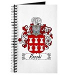 Rocchi Family Crest Journal
