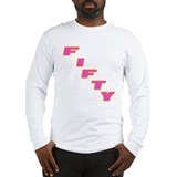50th Birthday Long Sleeve T-Shirt