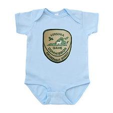 Virginia Game Warden Infant Bodysuit
