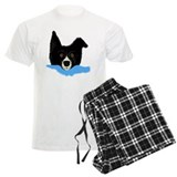 Border Collie Alarm Clock pajamas