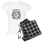 Firefighter Comfy Pants and Tee Set