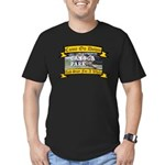Canoga Park - Men's Fitted T-Shirt (dark)