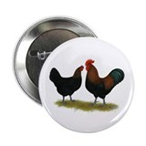 "Marans Black Copper 2.25"" Button"