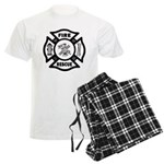 Fire Rescue Comfy Pants and T-Shirt Set
