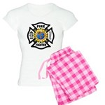 Firefighter Energy Planet Women's Light Pajamas