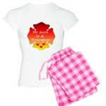 Firefighter Aunt Women's Light Pajamas