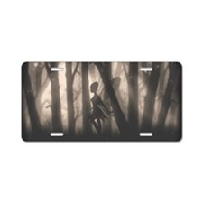 Enchanted Glimpse Fairy License Plate Tag