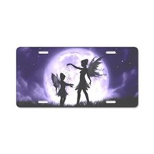 Fairy Sisters License Plate Tag