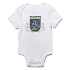 St. Urho Coat of Arms Infant Bodysuit