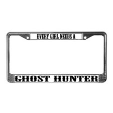 Unique Every License Plate Frame