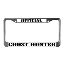 Unique Real License Plate Frame