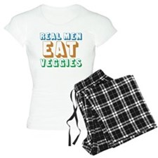 Real Men Eat Veggies Pajamas