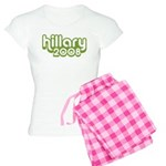 Hillary 2008 Women's Light Pajamas