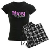 Navy Girlfriend pajamas
