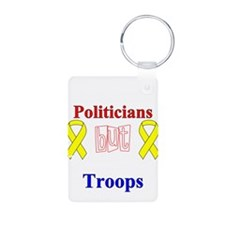 Debate Politicians Debate Tro Keychains