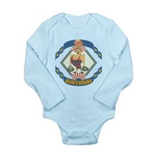 30th Birthday Long Sleeve Infant Bodysuit
